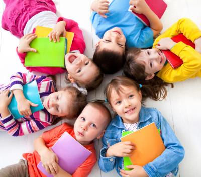 Cursos Kinder 2-5 años