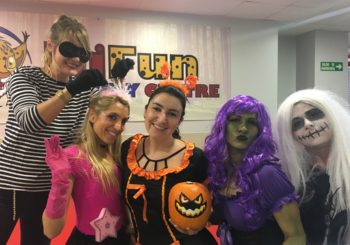 Halloween Party 2018 in Hi5 Cortes Valencianas