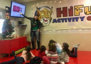 Christmas School – Escuela de Navidad