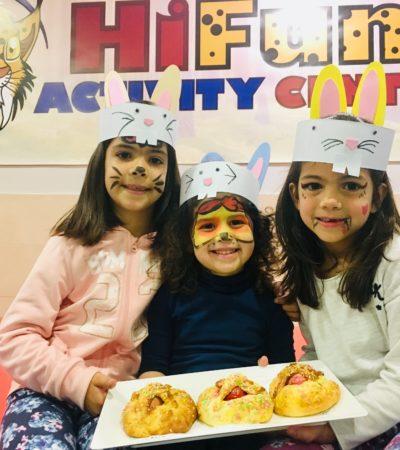 Hi5 Easter School – Escuela de Pascua