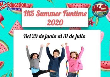 Hi5 Summer Funtime 2020