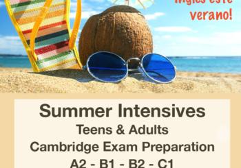 Cursos Intensivos – Adults & Teens